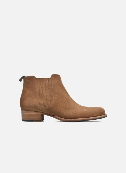 Bottines et boots Free Lance Legend 4 boot elast Marron vue derrière