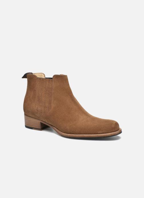 Bottines et boots Free Lance Legend 4 boot elast Marron vue détail/paire