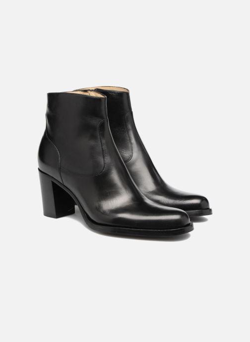 Bottines et boots Free Lance Legend 7 Zip Boot Noir vue 3/4