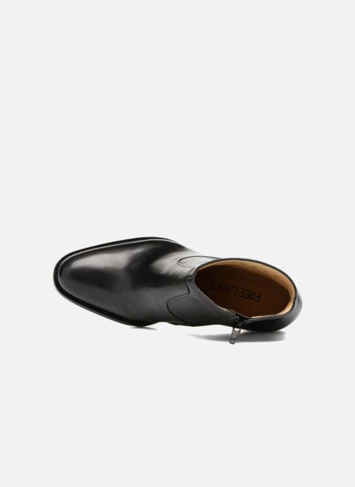 Stiefeletten & Boots Free Lance Legend 7 Zip Boot schwarz ansicht von links