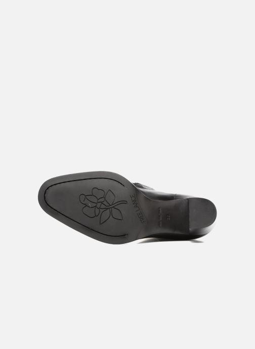 Bottines et boots Free Lance Legend 7 Zip Boot Noir vue haut