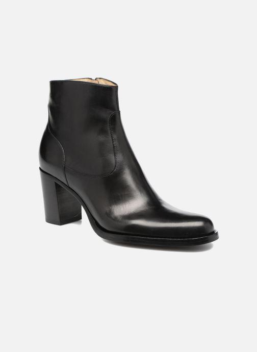 Stiefeletten & Boots Free Lance Legend 7 Zip Boot schwarz detaillierte ansicht/modell