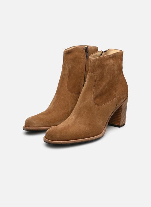 Stiefeletten & Boots Free Lance Legend 7 Zip Boot braun ansicht von unten / tasche getragen
