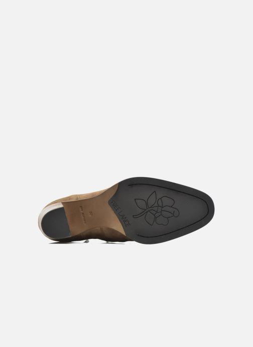Boots en enkellaarsjes Free Lance Legend 7 Zip Boot Bruin boven
