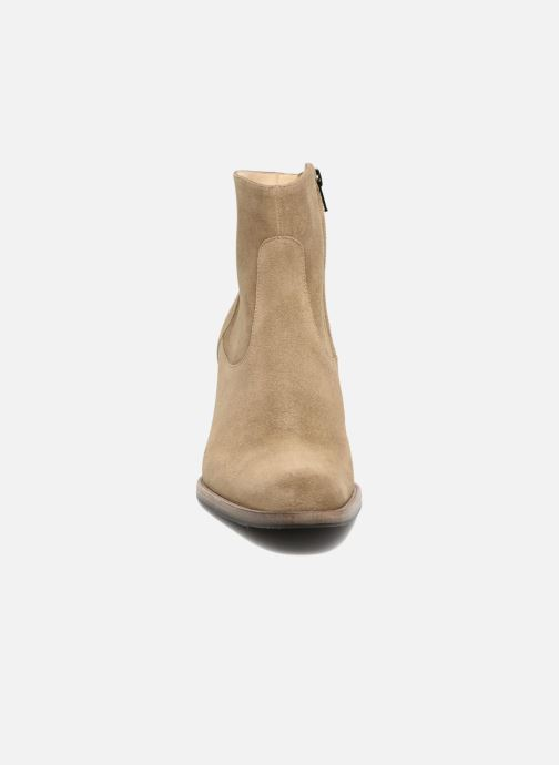Ankle boots Free Lance Legend 7 Zip Boot Beige model view