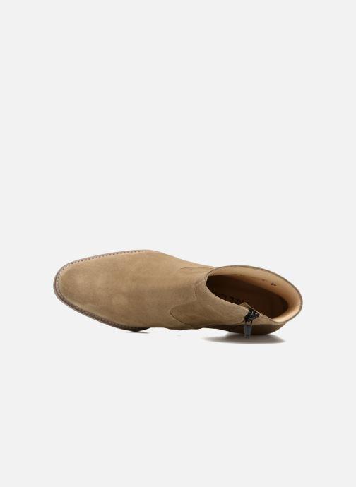 Bottines et boots Free Lance Legend 7 Zip Boot Beige vue gauche