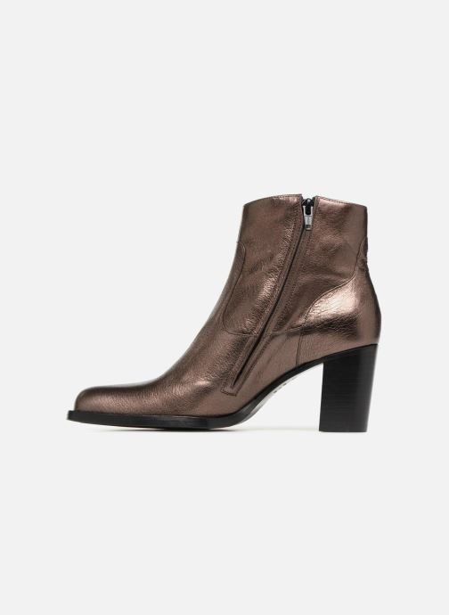 Ankle boots Free Lance Legend 7 Zip Boot Bronze and Gold front view
