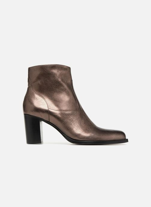 Ankle boots Free Lance Legend 7 Zip Boot Bronze and Gold back view