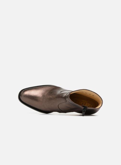 Bottines et boots Free Lance Legend 7 Zip Boot Or et bronze vue gauche