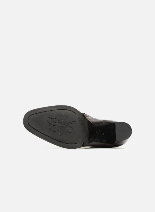 Bottines et boots Free Lance Legend 7 Zip Boot Or et bronze vue haut