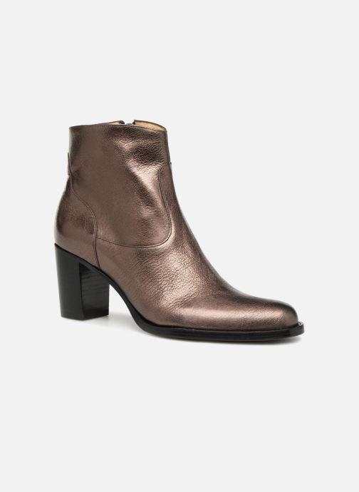Bottines et boots Free Lance Legend 7 Zip Boot Or et bronze vue détail/paire