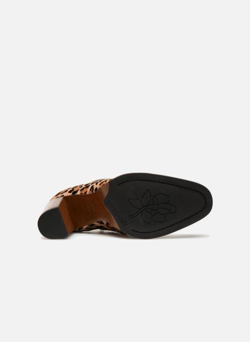 Boots en enkellaarsjes Free Lance Legend 7 Zip Boot Beige boven