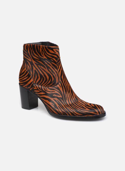 Bottines et boots Free Lance Legend 7 Zip Boot Marron vue détail/paire