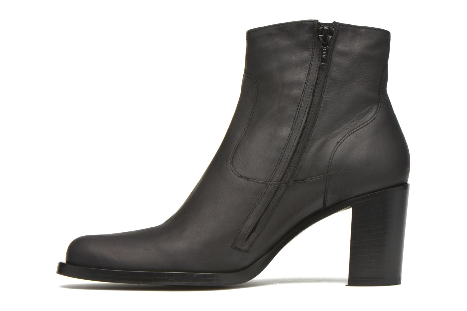 Bottines et boots Free Lance Legend 7 Zip Boot Noir vue face