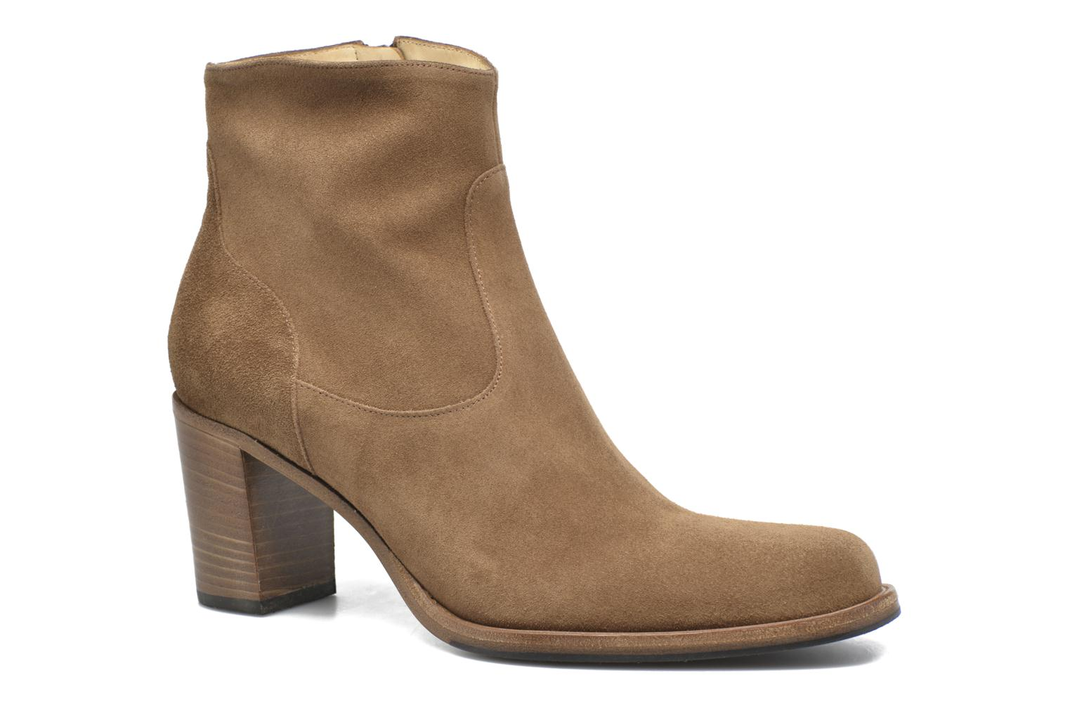 marron Boot Legend Free 7 Et Boots Zip Chez Lance Bottines wqfxU7P