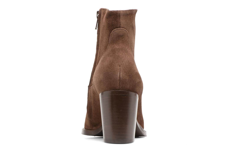 Bottines et boots Free Lance Legend 7 Zip Boot Marron vue droite