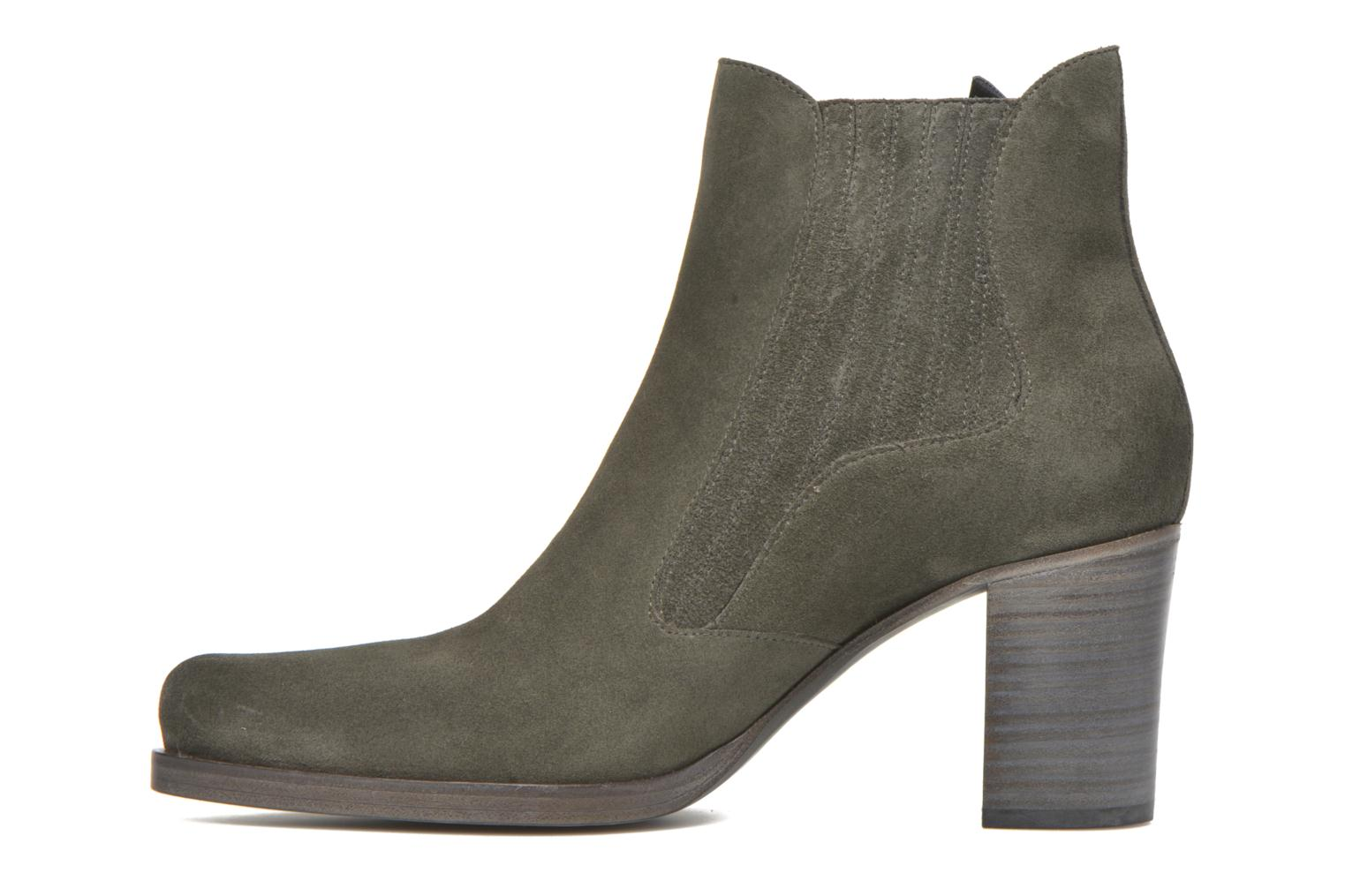 Bottines et boots Free Lance Paddy 7 boot elast Gris vue face