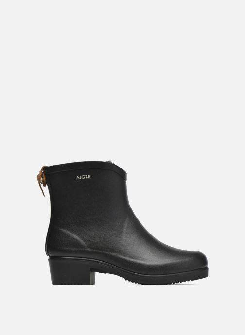 Bottines et boots Aigle Miss Juliette Botillon Fur Noir vue derrière