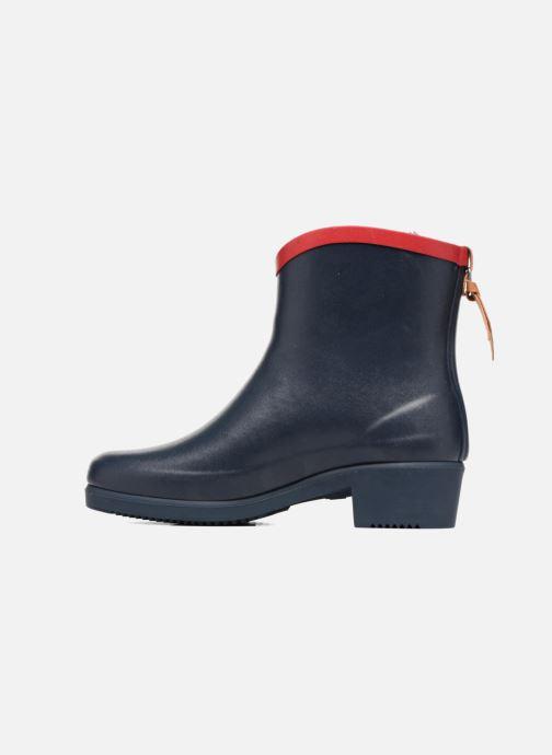Boots en enkellaarsjes Aigle Miss Juliette Botillon Fur Blauw voorkant