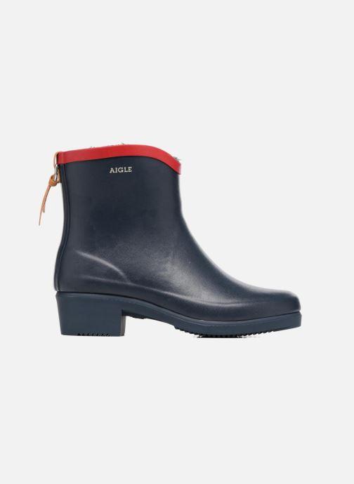 Boots en enkellaarsjes Aigle Miss Juliette Botillon Fur Blauw achterkant