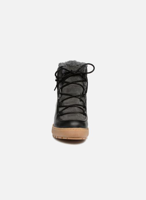 Boots en enkellaarsjes Aigle Laponwarm Zwart model