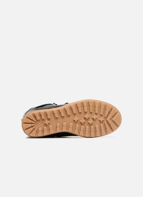 Boots en enkellaarsjes Aigle Laponwarm Zwart boven