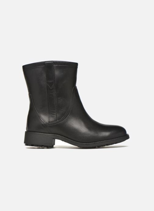 Bottines et boots Aigle Chanteside Low Noir vue derrière