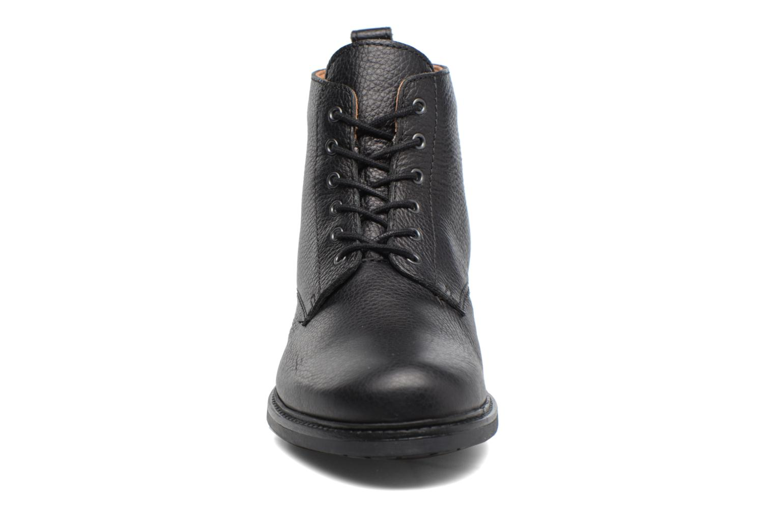 Ankle boots Aigle Greton Boot MTD Black model view