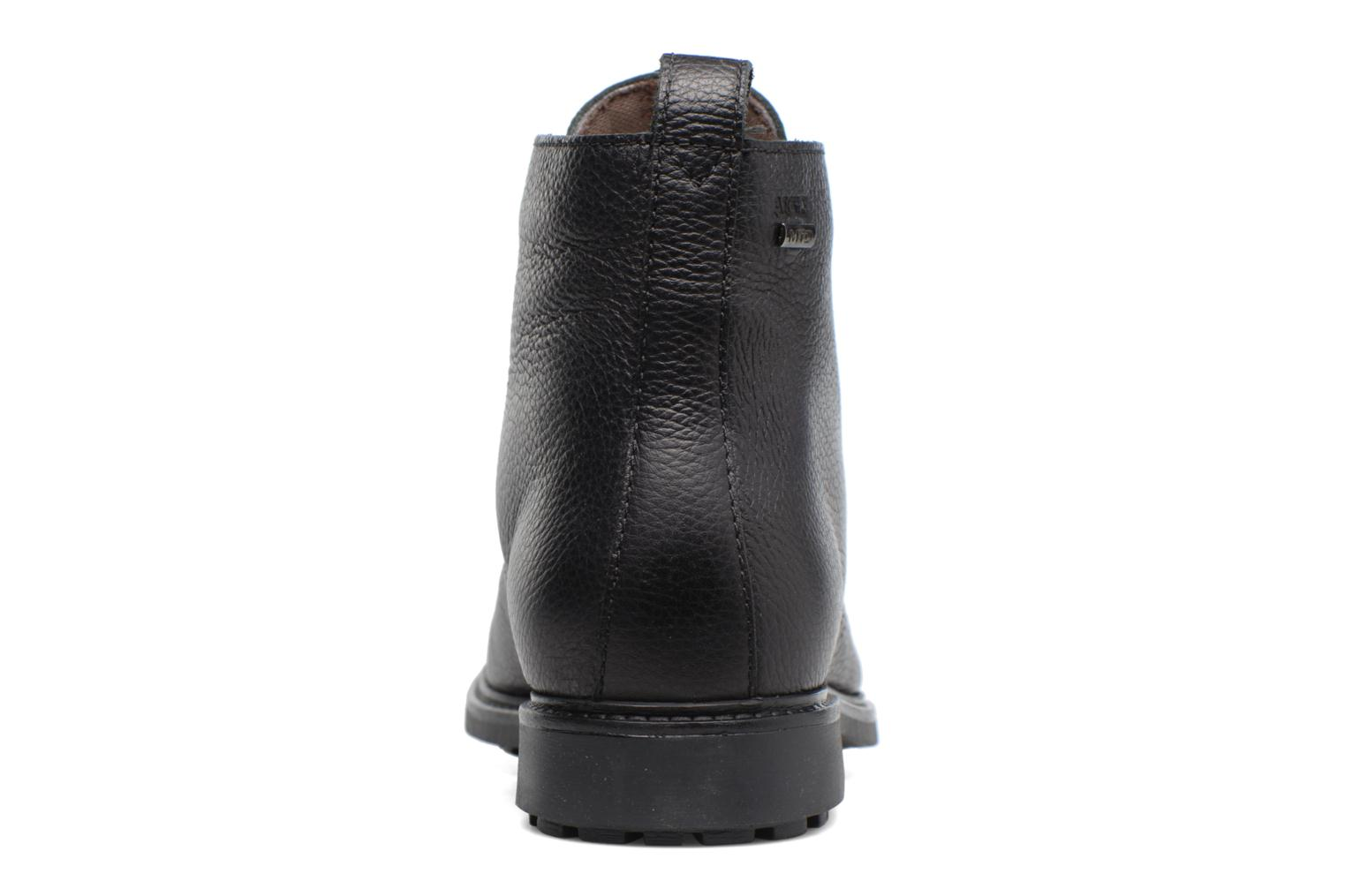 Ankle boots Aigle Greton Boot MTD Black view from the right