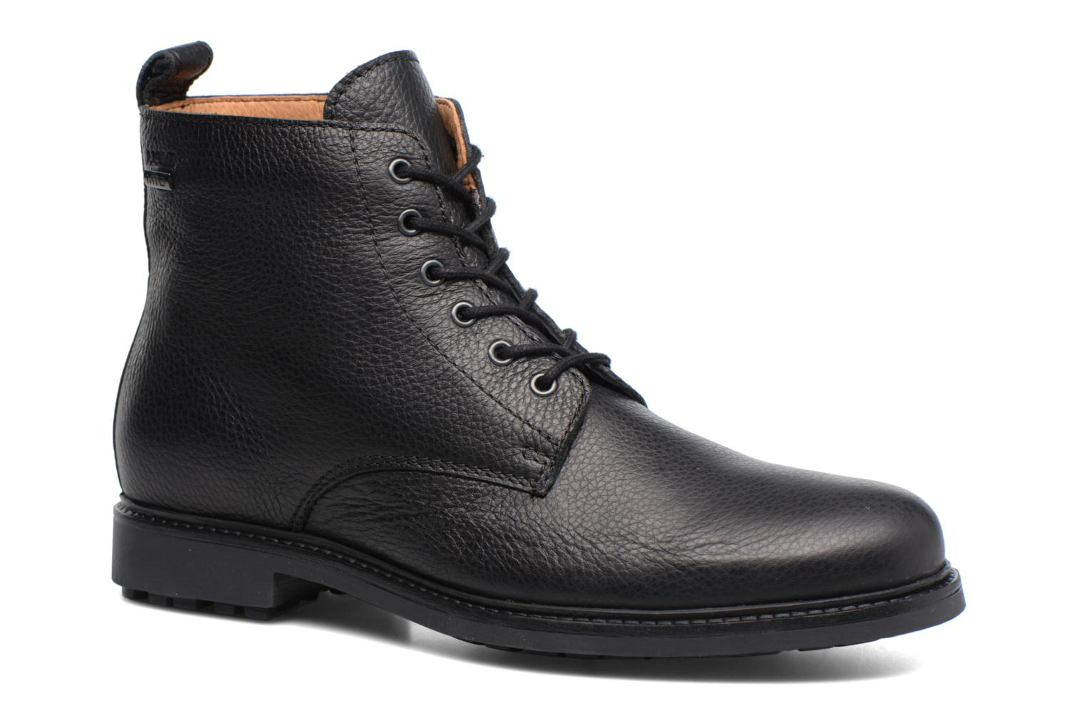 Ankle boots Aigle Greton Boot MTD Black detailed view/ Pair view