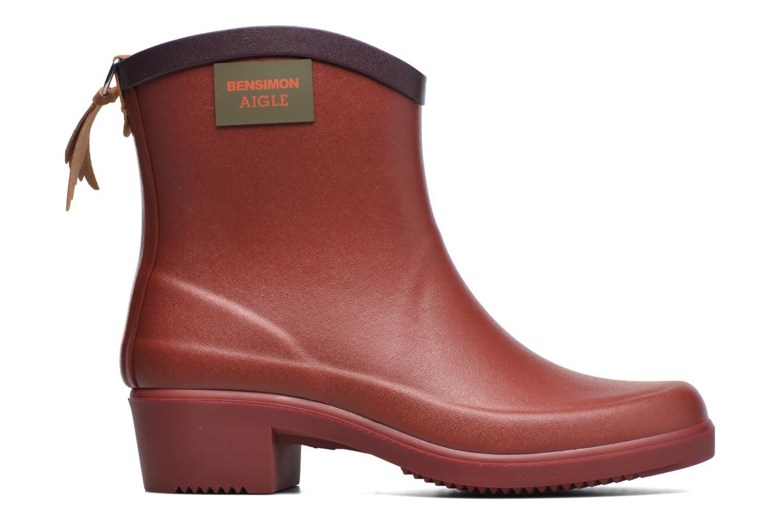 Aigle Miss Juliette Bottillon BS (Rojo) en - Botines  en (Rojo) Más cómodo Los últimos zapatos de descuento para hombres y mujeres a74f80