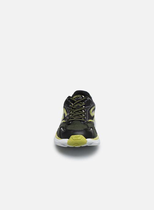 Baskets Skechers Go Run Ride 4 Excess Gris vue portées chaussures