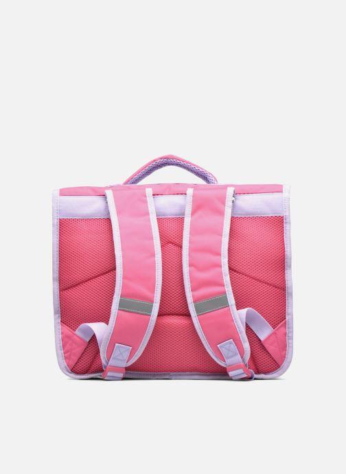 Schooltassen Disney Cartable 38cm Reine des neiges 2 Roze voorkant