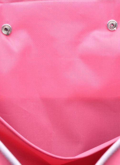 Schooltassen Disney Cartable 38cm Trolley Reine des neiges - Roze achterkant