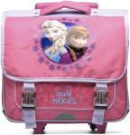School bags Bags Cartable 38cm Trolley Reine des neiges -