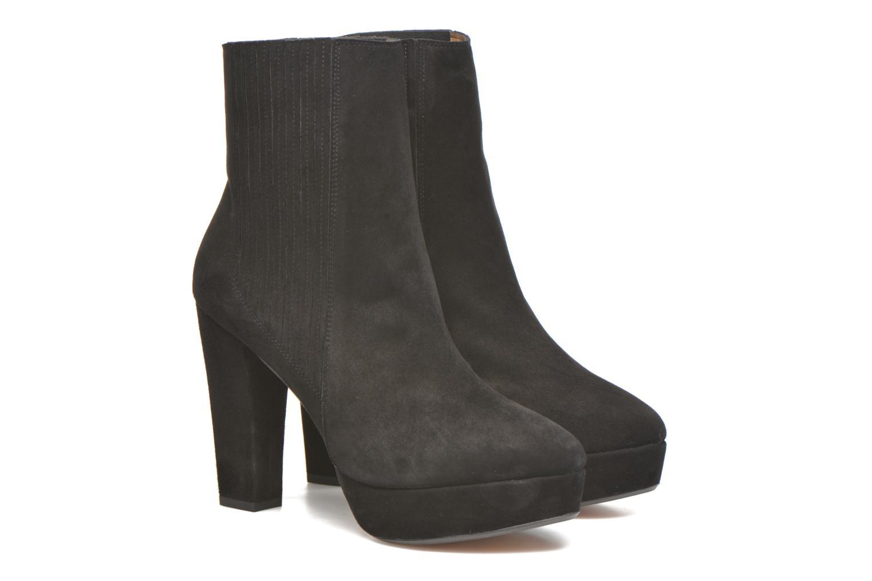 Bottines et boots Sonia Rykiel Aie Noir vue 3/4