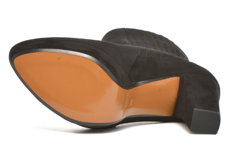 Bottines et boots Sonia Rykiel Aie Noir vue haut