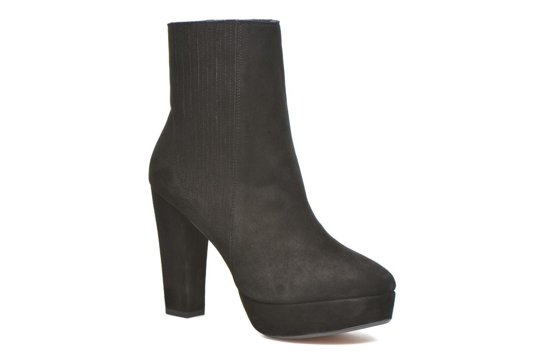 Bottines et boots Sonia Rykiel Aie Noir vue détail/paire