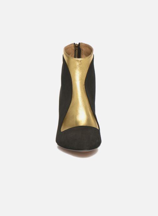 Ankle boots Sonia Rykiel Amé Black model view