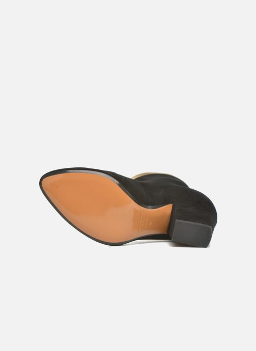 Ankle boots Sonia Rykiel Amé Black view from above