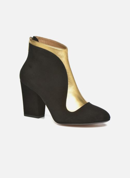 Ankle boots Sonia Rykiel Amé Black detailed view/ Pair view