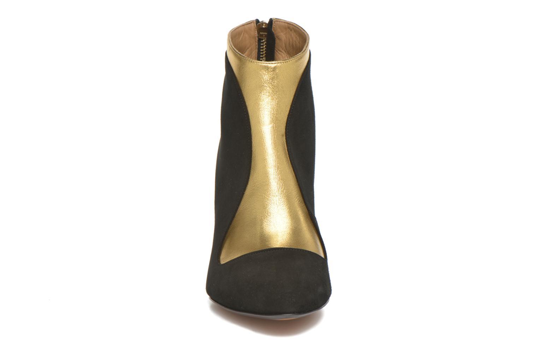 Bottines et boots Sonia Rykiel Amé Noir vue portées chaussures