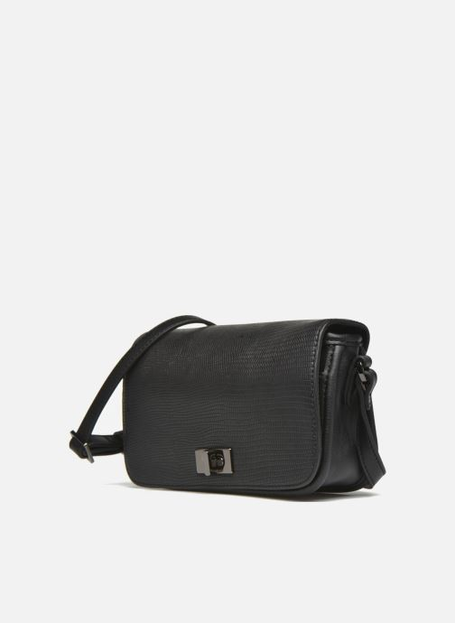 Handbags Esprit Ida small Shoulderbag Porté travers Black model view
