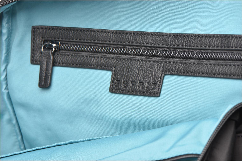 Sacs à dos Esprit Giovanni Backpack Sac à dos Noir vue derrière