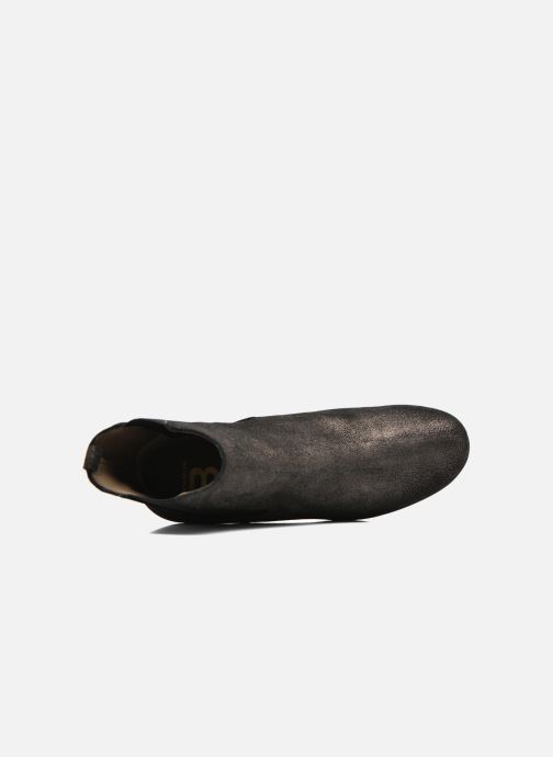 Bottines et boots Bensimon Boots talon élastique Argent vue gauche
