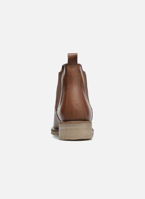 570dd6f18f0 Bensimon Boots semelle crepe (Marron) - Bottines et boots chez ...