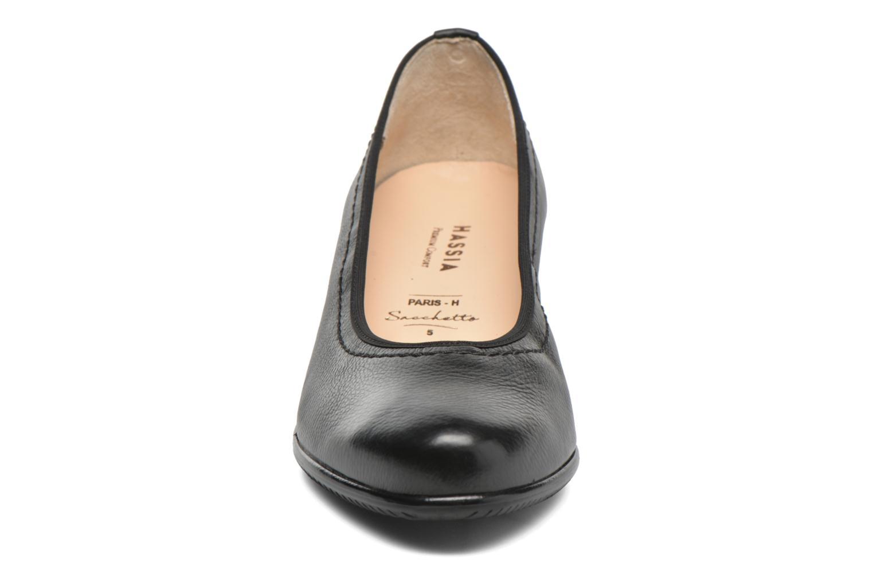 High heels Hassia Paris 4801 Black model view