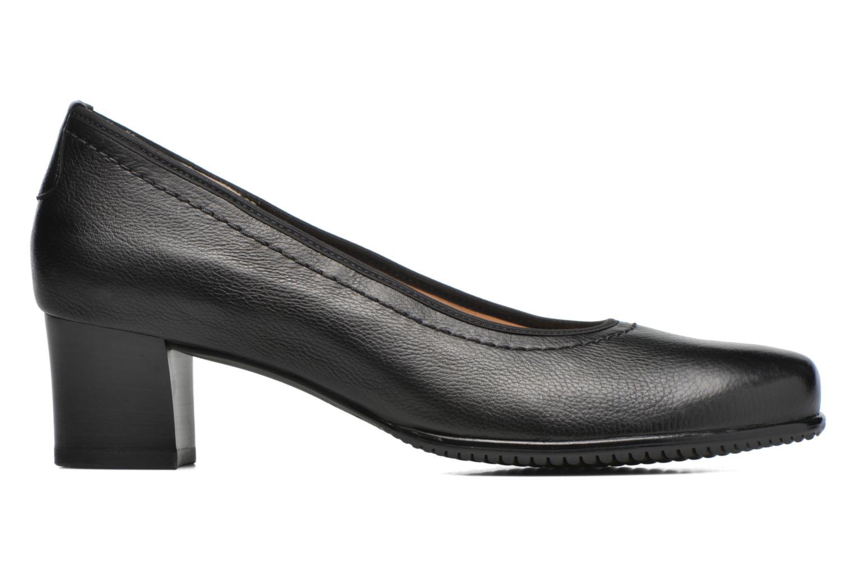 Zapatos de tacón Hassia Paris 4801 Negro vistra trasera