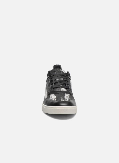 Sneaker Diesel S-Hype schwarz schuhe getragen