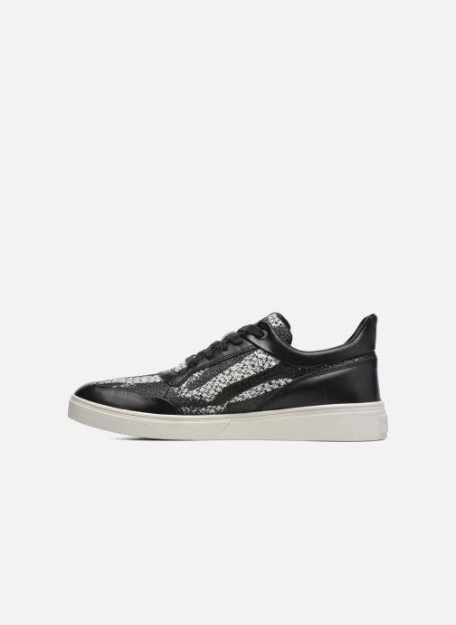 Sneaker Diesel S-Hype schwarz ansicht von vorne